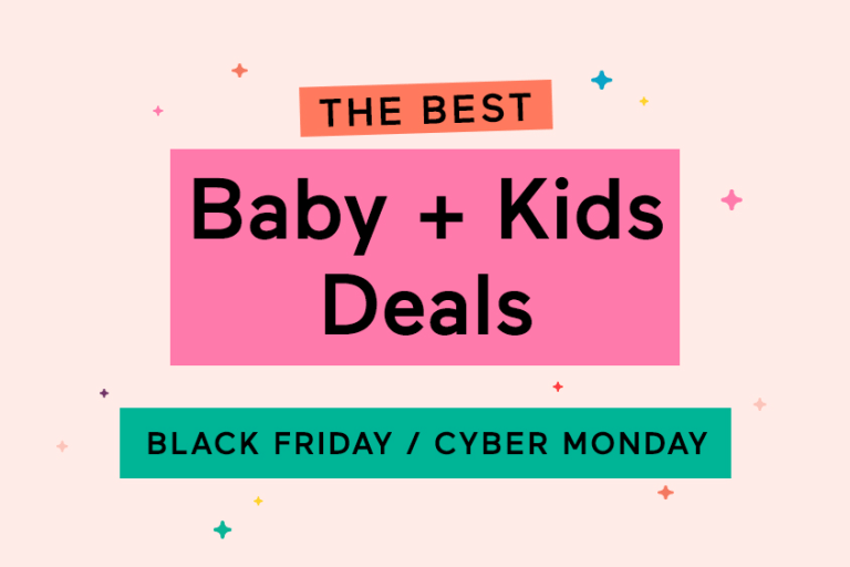2020 Cyber Monday Deals for Baby & Kids.
