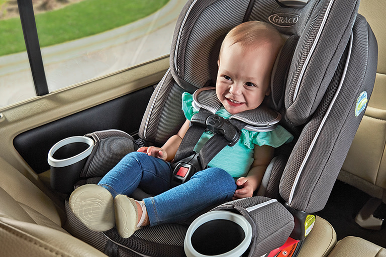 4 Reasons to Consider an All-in-One Car Seat.