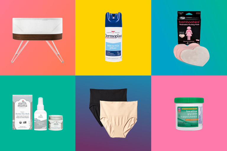 17 Products for an Easier Postpartum Recovery, According to an L&D Nurse.