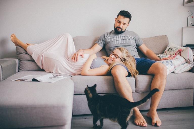 Pregnancy + Pets.