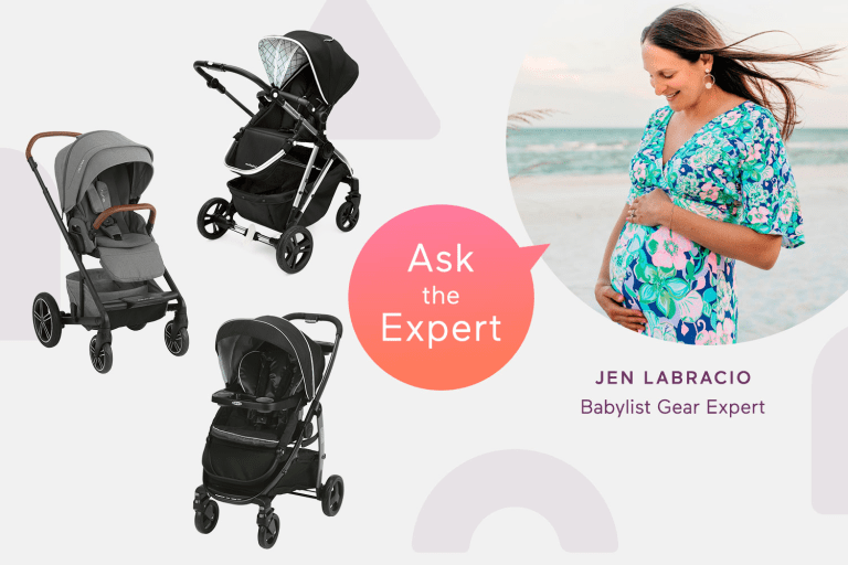 Ask the Expert: Strollers.