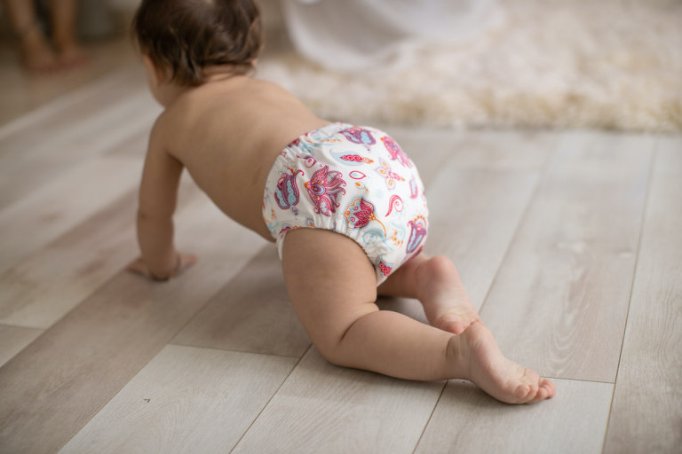 5 Common Cloth Diaper Myths Busted.