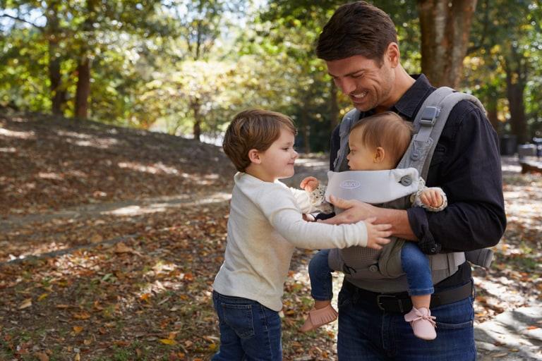 3 Ways to Rethink Essential Baby Gear.