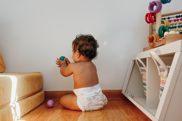 How Many Diapers Do I Need for Baby's First Year?.
