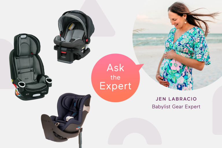 Ask the Expert: Car Seats.
