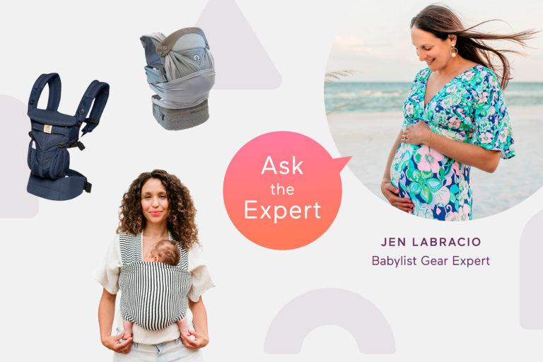 Ask the Expert: Baby Carriers.