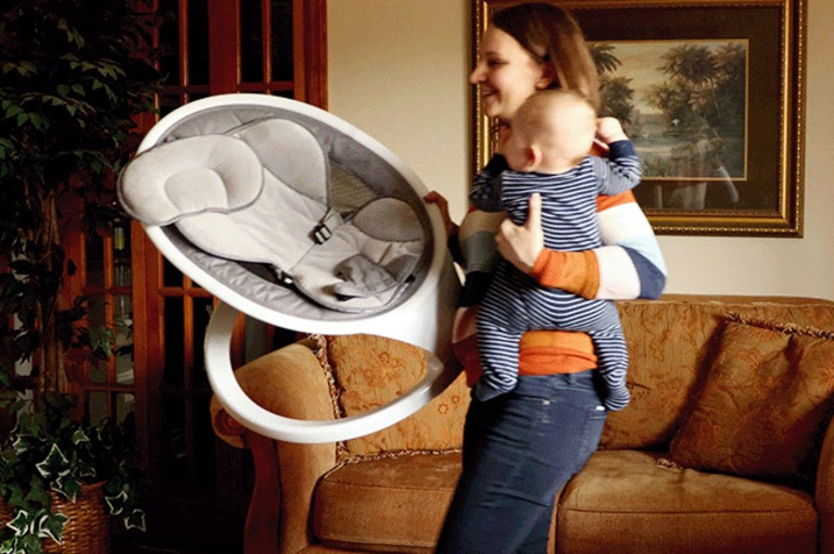 First Look: The Ultra-Lightweight New Munchkin Swing