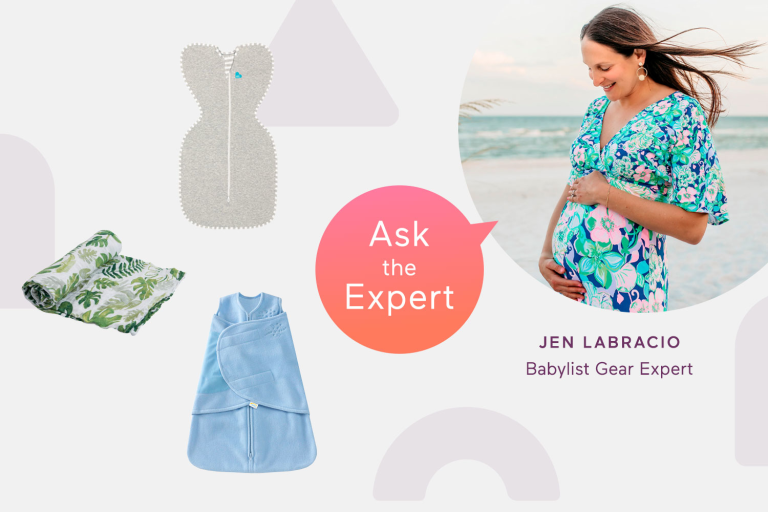 Ask the Expert: Swaddles.