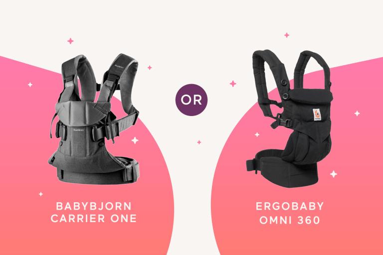 Help Me Decide! Babybjörn Baby Carrier One or Ergobaby Omni 360 Carrier.