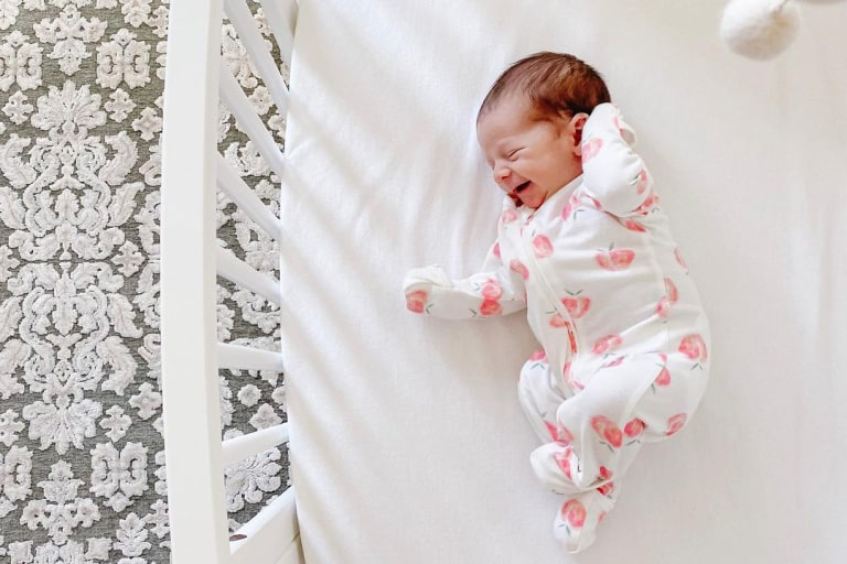 Babylist's Real-Life Guide to Safe Sleep for Your Baby.