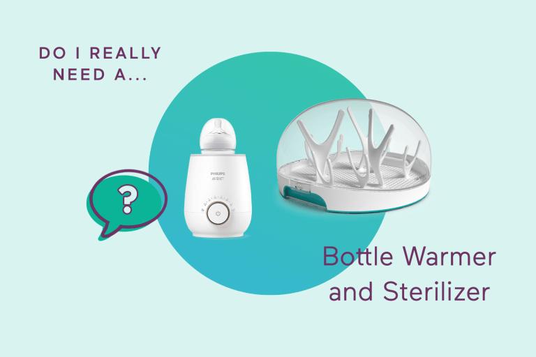 Do I Really Need a...Bottle Warmer + Sterilizer?.