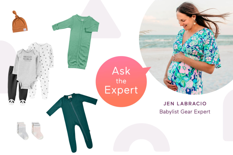 Ask the Expert: Baby Clothes.