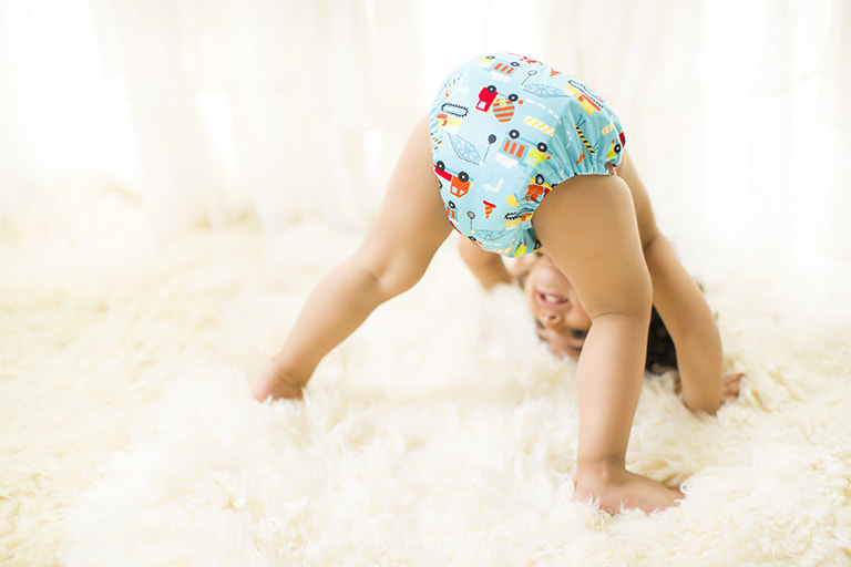 Here's How Cloth Diapers Really Work.