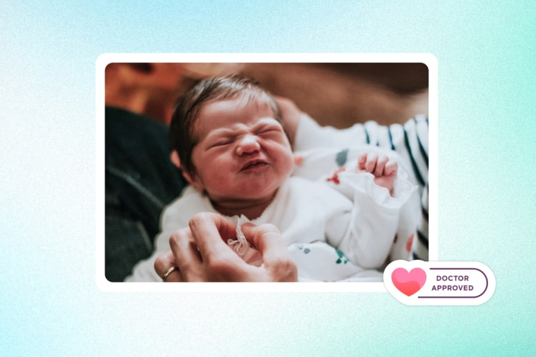 Colic in Babies: Signs, Causes and What to Do.