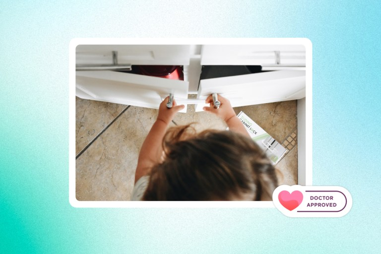 An ER Doctor's Childproofing Checklist .