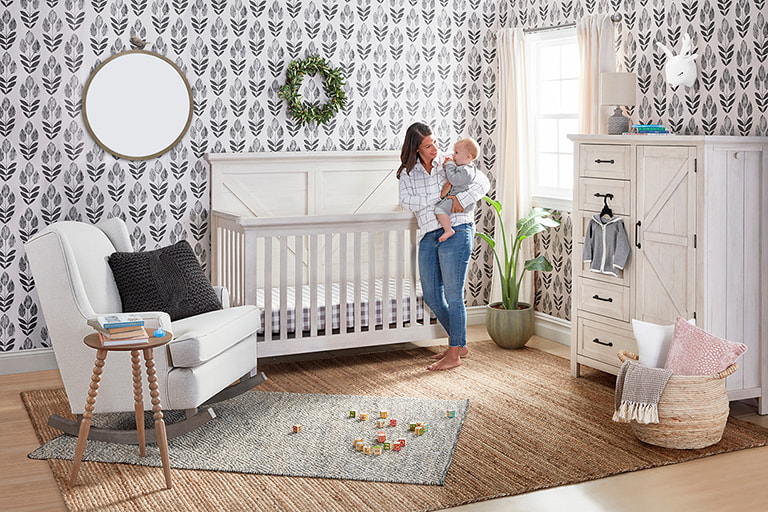 How to Create a Nursery That Grows with Your Baby.