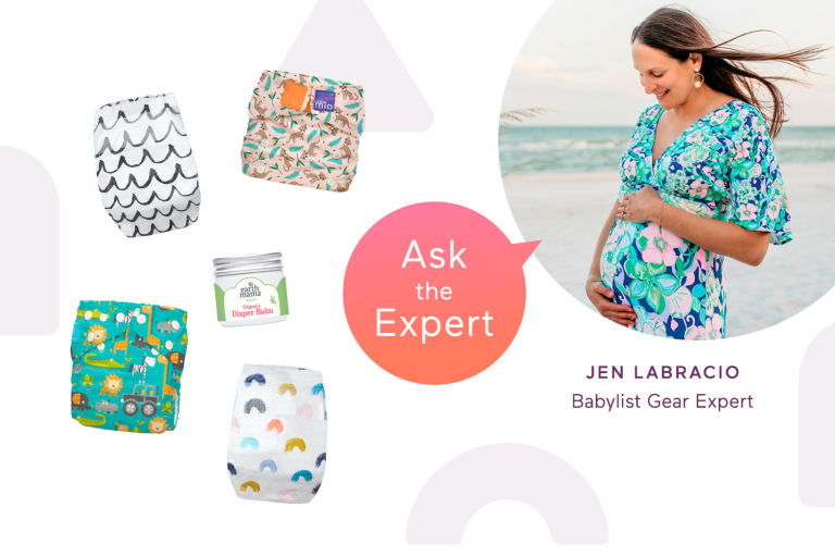Ask the Expert: Diapers.