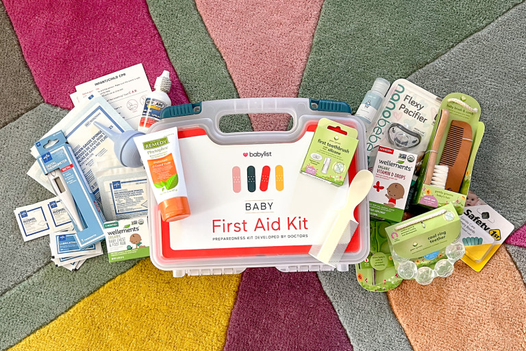 Best First Aid Kits for Babies 2021.