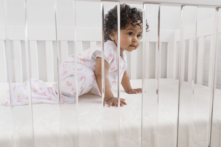 Here's What You Really Need to Know About Crib Mattress Safety.