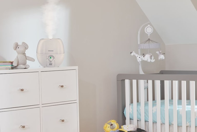 4 Insider Tips for Choosing the Right Humidifier for Your Baby.
