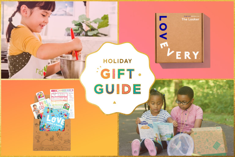 Best Kids Subscription Box Gifts for the Holidays.