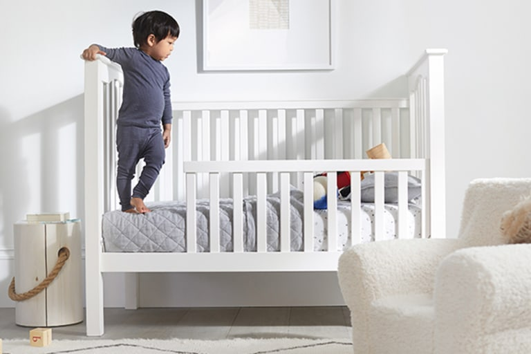 10 Nursery Staples That Grow With Your Baby.