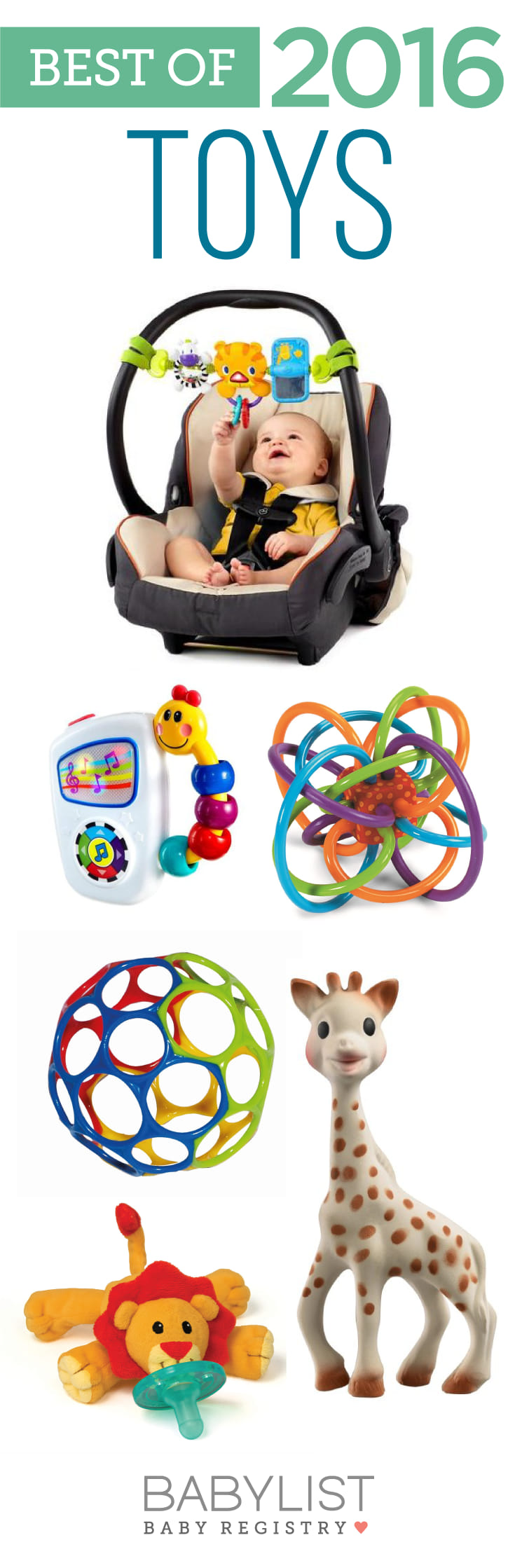 It's all fun and games with these favorites that will delight your child.