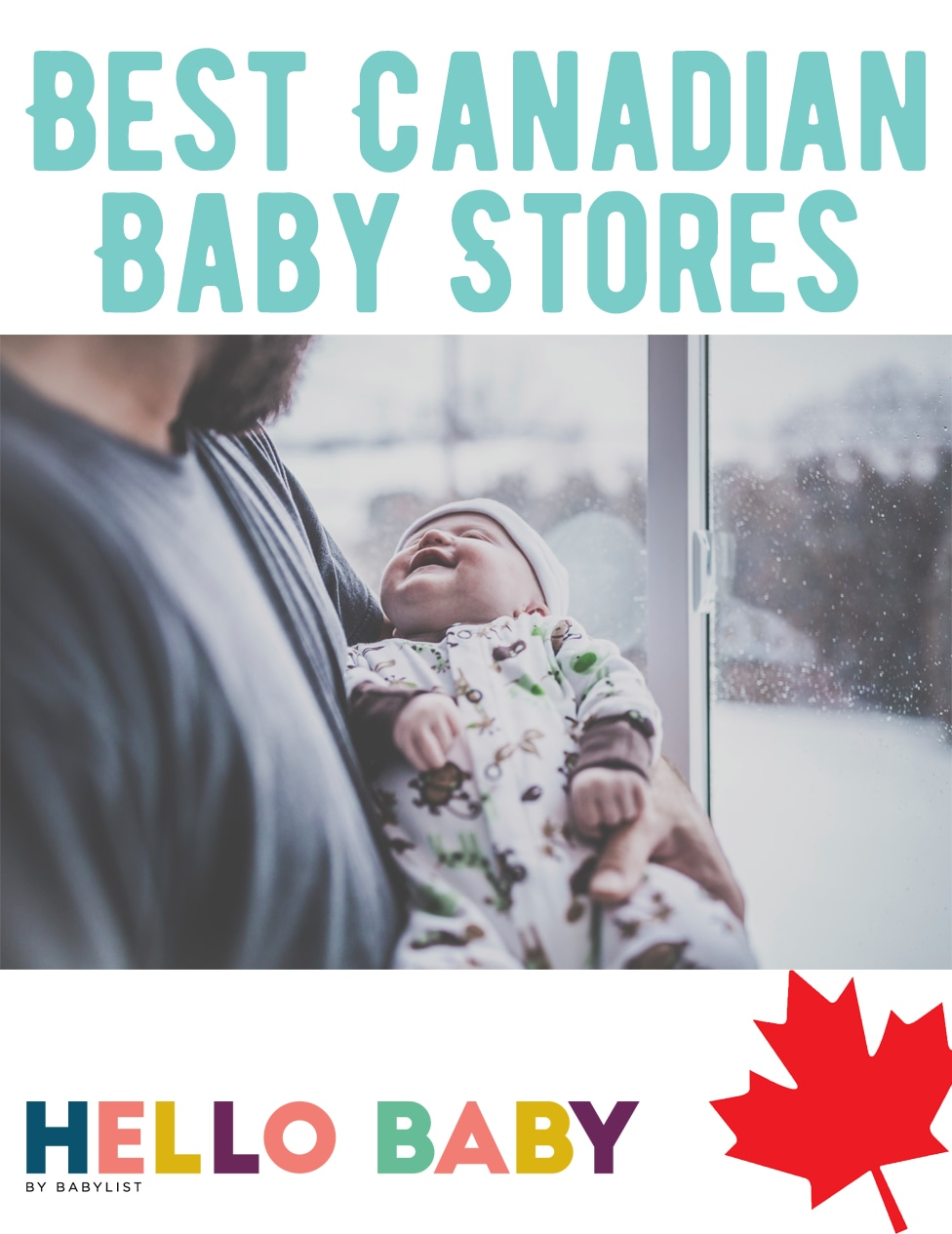 We love the Great White North, so we've put together a list of the best baby stores in Canada.
