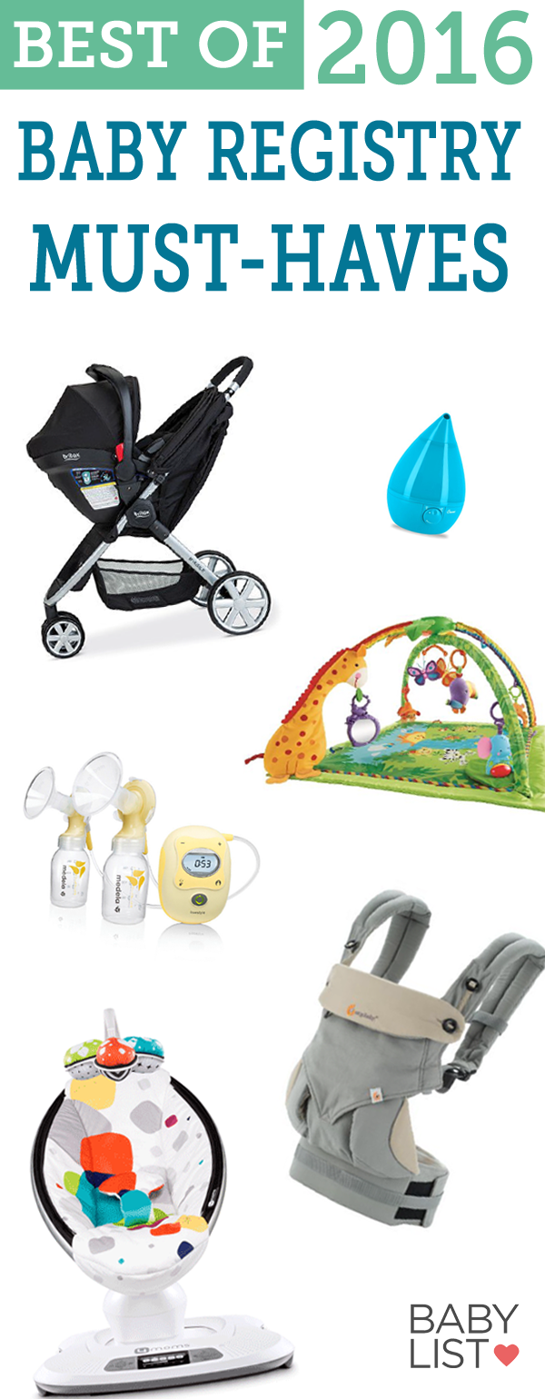 Here are the 50 best baby products of 2016 according to thousands of Babylist parents.