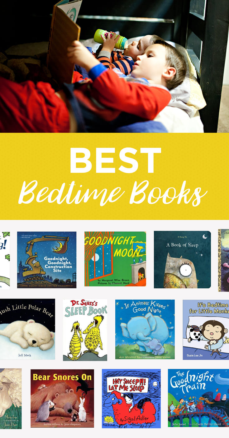 Here are fifteen books guaranteed to send your baby right to sleep: not just adorable, but useful too.