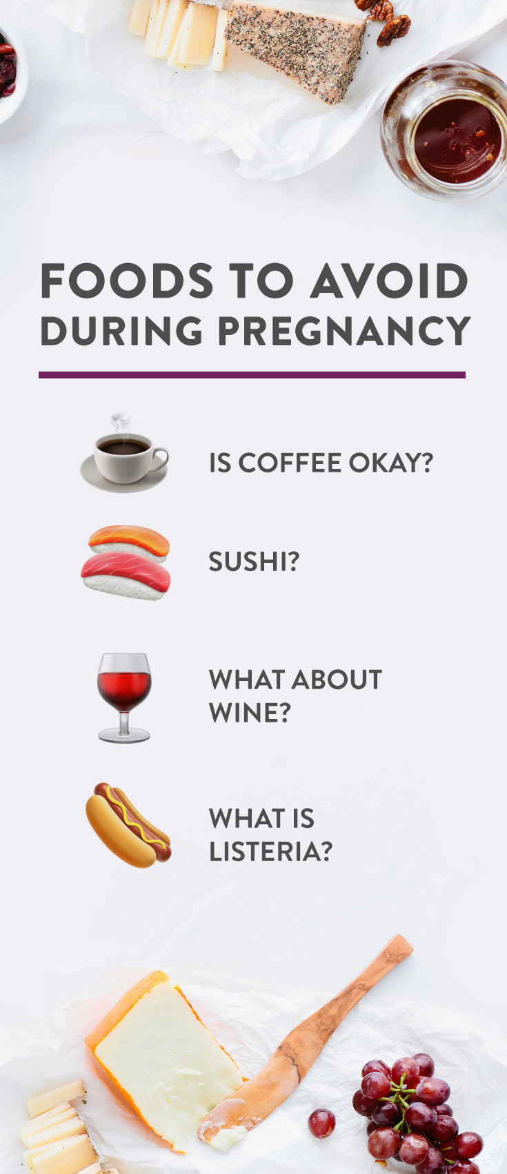 What's off-limits during pregnancy and what's a-OK?