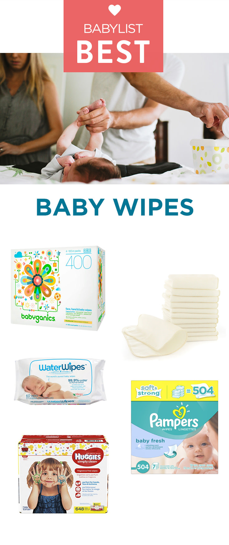 Best Baby Wipes 2019 6 Best Baby Wipes of 2019