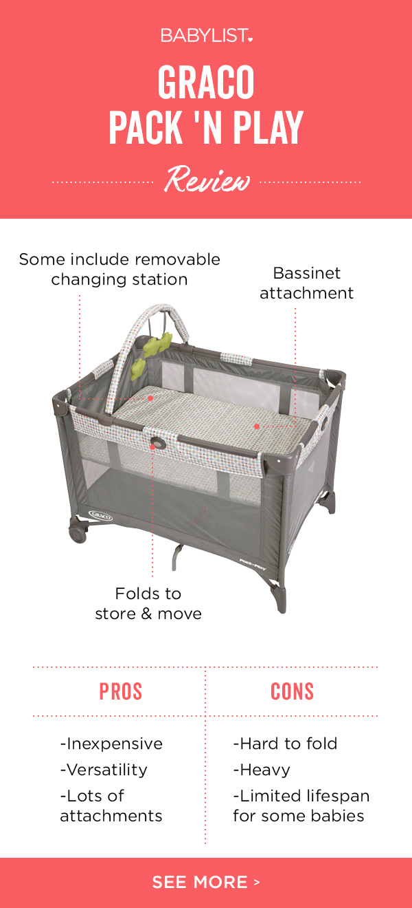 The Graco Pack 'n Play is a category defining product. But do you need one?