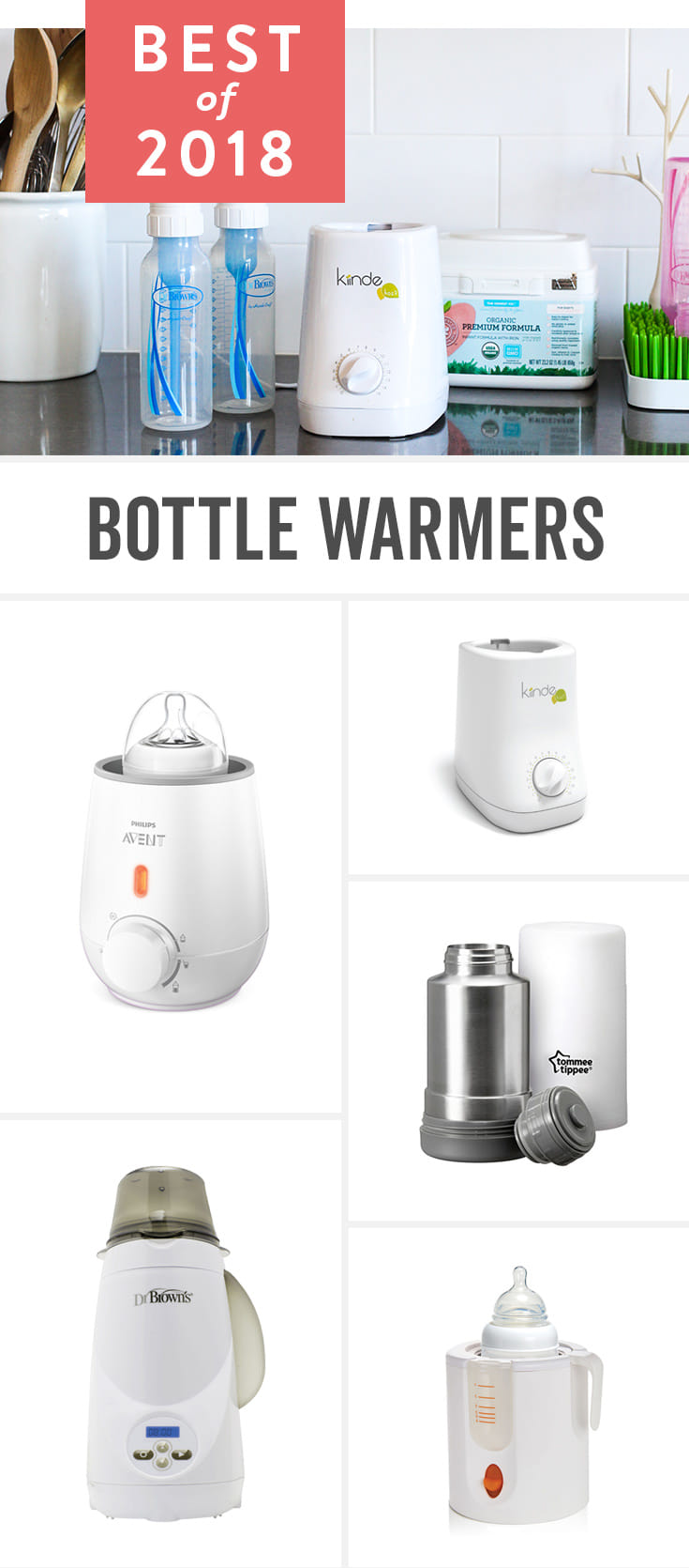 Milk can't be microwaved for babies. Enter bottle warmers.