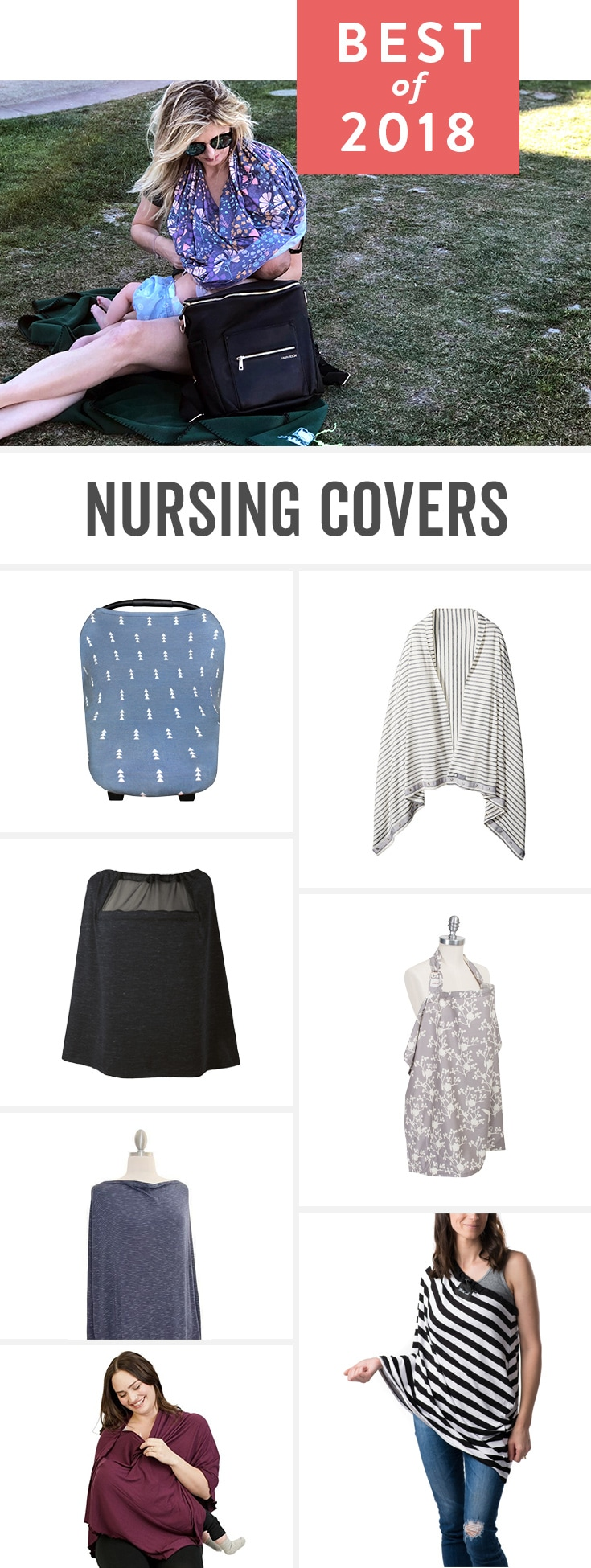 2a53a7e327375 Full coverage nursing covers and stylish cover ups for moms who want to cover  up while ...