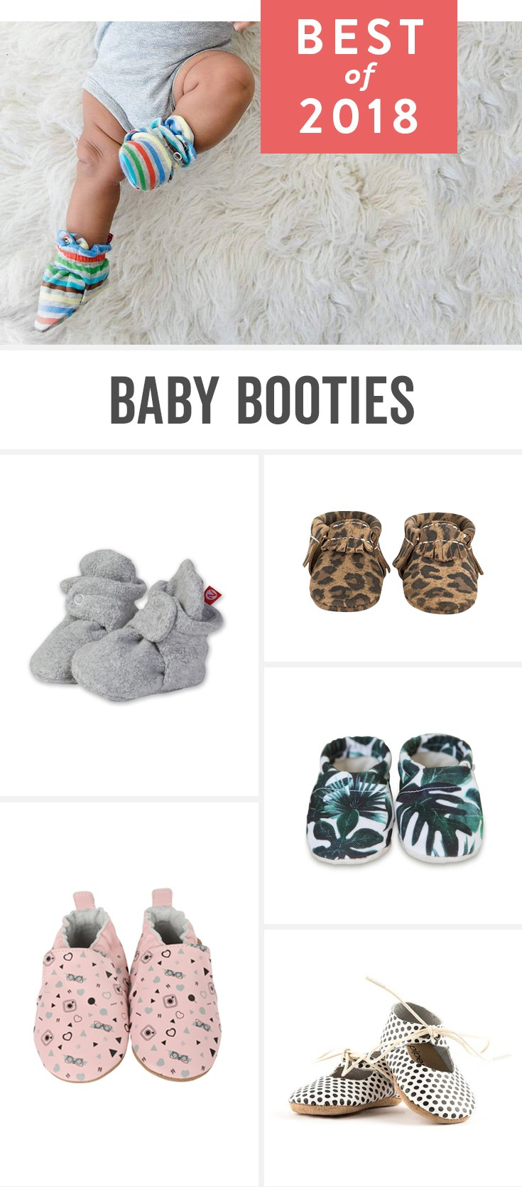 Babylist is the baby registry that lets you add any item from any store to one beautiful registry including the best baby booties. Knit/crochet options for boy or girl, Etsy booties or shoes that stay on newborns.