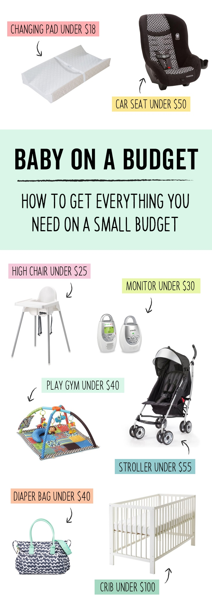 Babylist is the baby registry that lets you add any item from any store including budget baby products for your newborn and baby nursery. Here's baby gear for high quality without the high price.