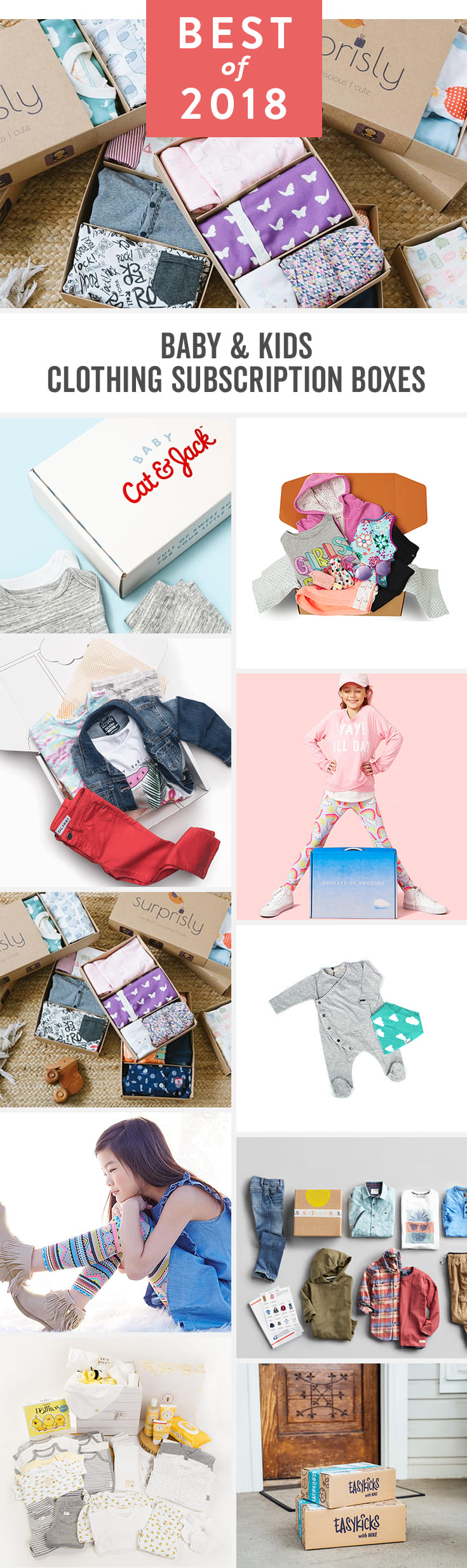 Best Clothing Subscription Boxes 2021 11 Best Baby and Kids Clothing Subscription Boxes of 2020