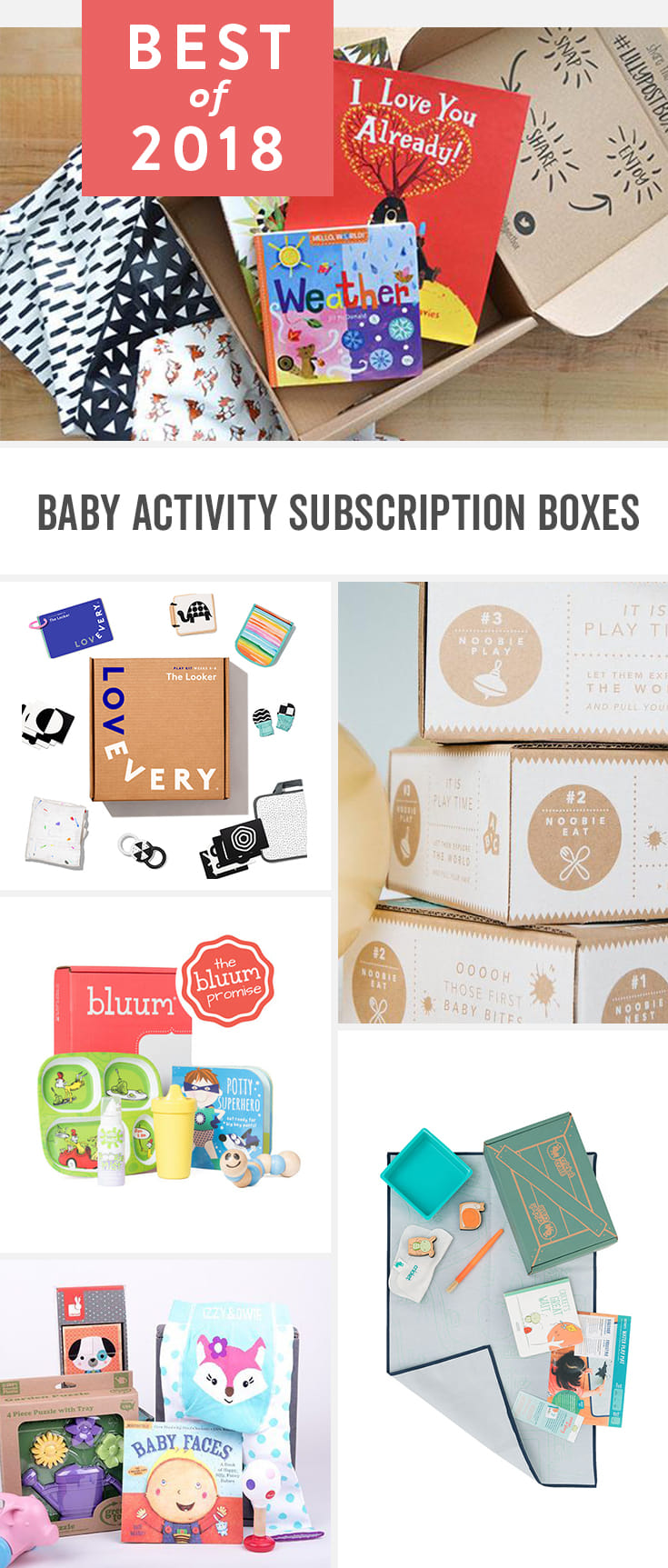 We tried them all! Here's a guide to the most fun boxes that'll keep your kids entertained for hours. These make great gifts for birthdays and holidays.