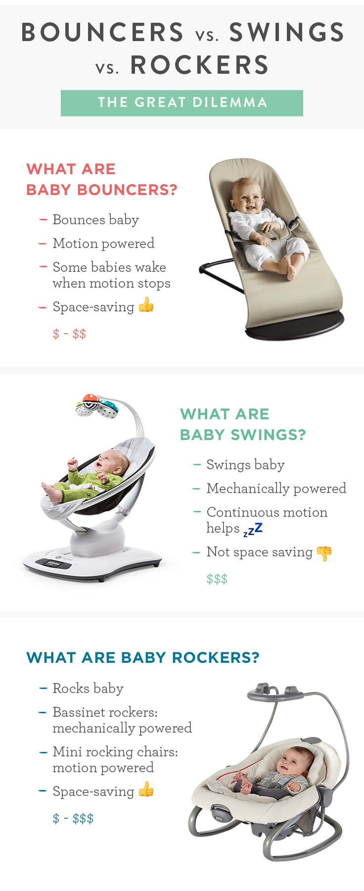 Your baby's going to have a very strong opinion about this item! Here's how you maximize the odds of baby liking what you pick.