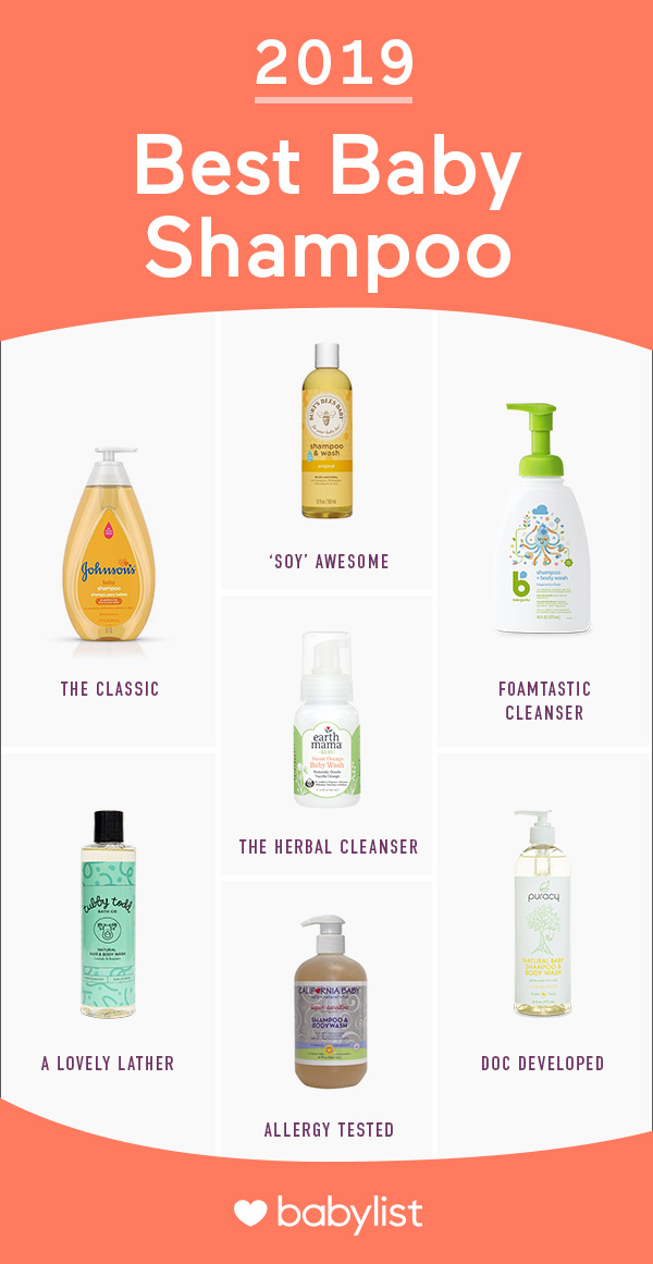 9 Best Baby Shampoo & Body Wash of 2019