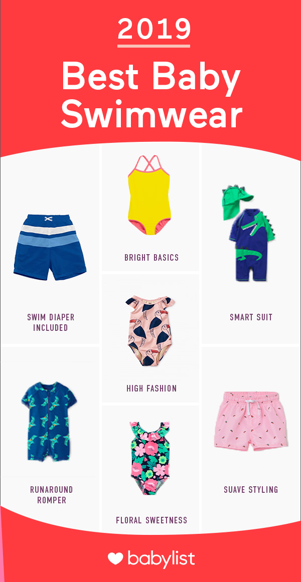 Make a splash in these cute and colorful swimsuits for summer.