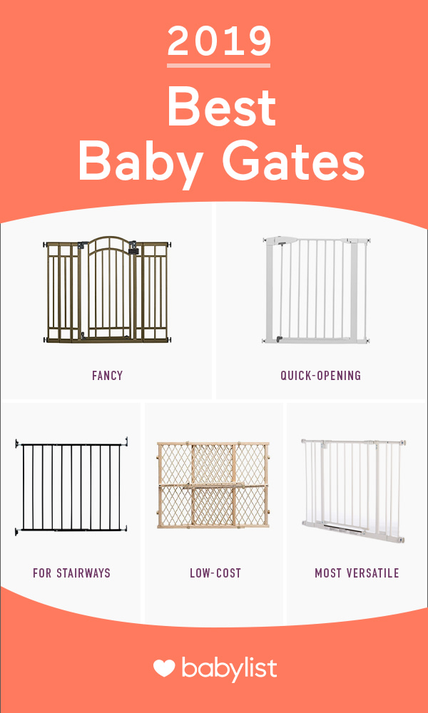 Babies quickly turn into turbo explorers who find the most dangerous places in the house. Here are the safety gates to protect them from themselves.
