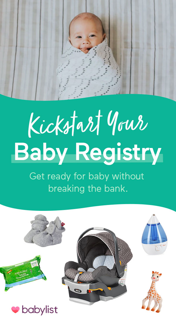 You can get your home (and life) ready for baby without breaking the bank. Here are our favorite high-quality, reasonably priced items to kickstart your registry.