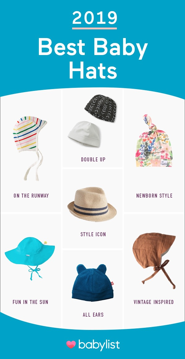 Babylist is the baby registry that lets you add any item from any store to one beautiful registry including the best baby hats for boy and girl. Cute picks for newborn to toddler and for summer to winter.