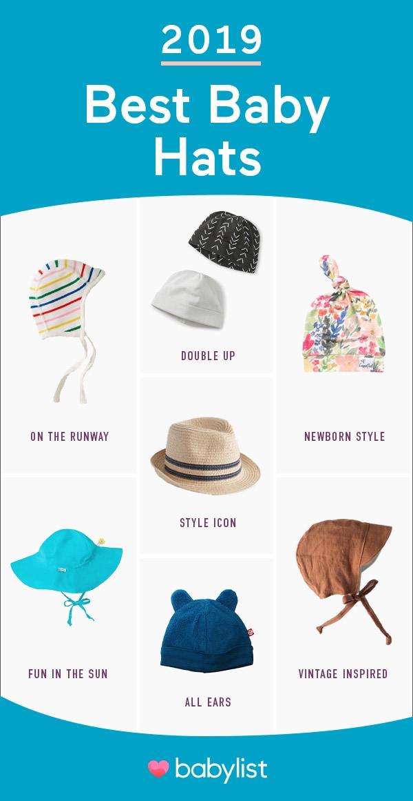 55cc29b2f Best Hats for Babies 2019