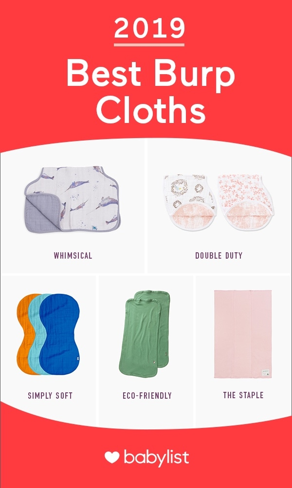 Best Burp Cloths 2019 Best Burp Cloths of 2019