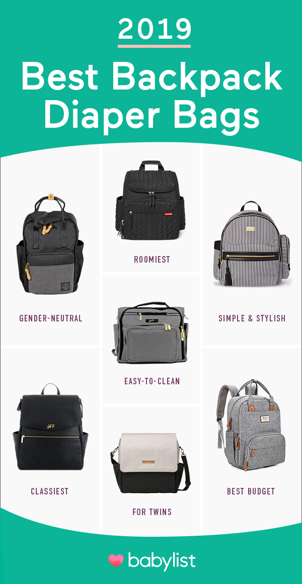 Best Diaper Bag Backpack 2020 7 Best Diaper Backpacks of 2019