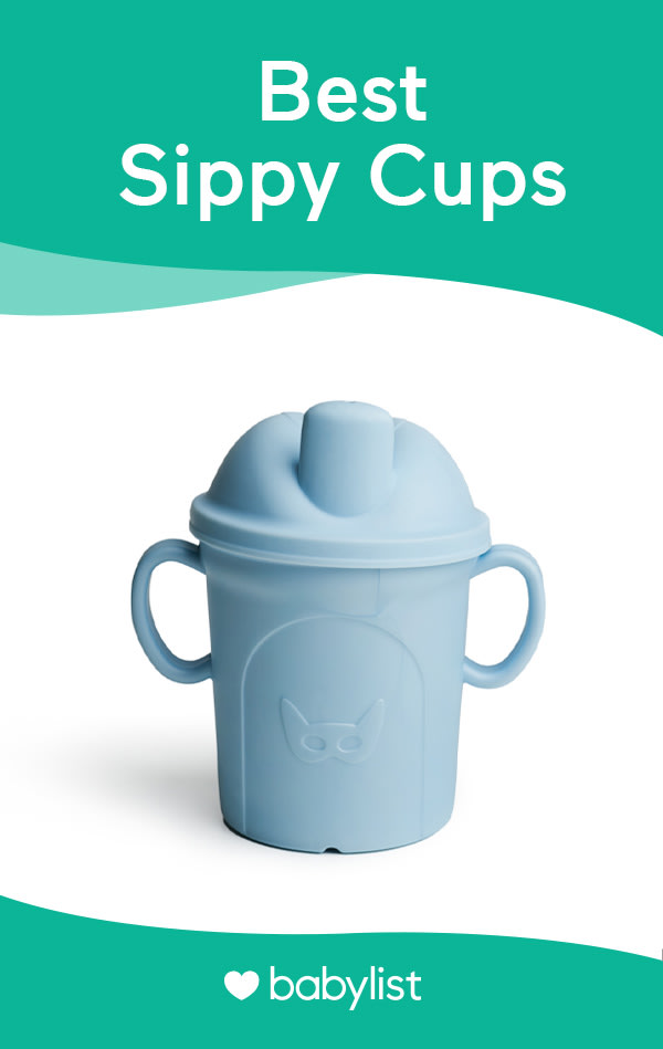 When the time comes for baby to graduate to a cup, the sippy cup will be your new BFF.