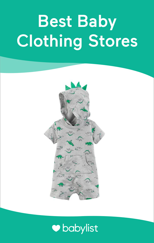Babylist is the baby registry that lets you add any item from any store including the cutest baby clothes from the best online stores. These shops are among parents favorites for shower gifts.